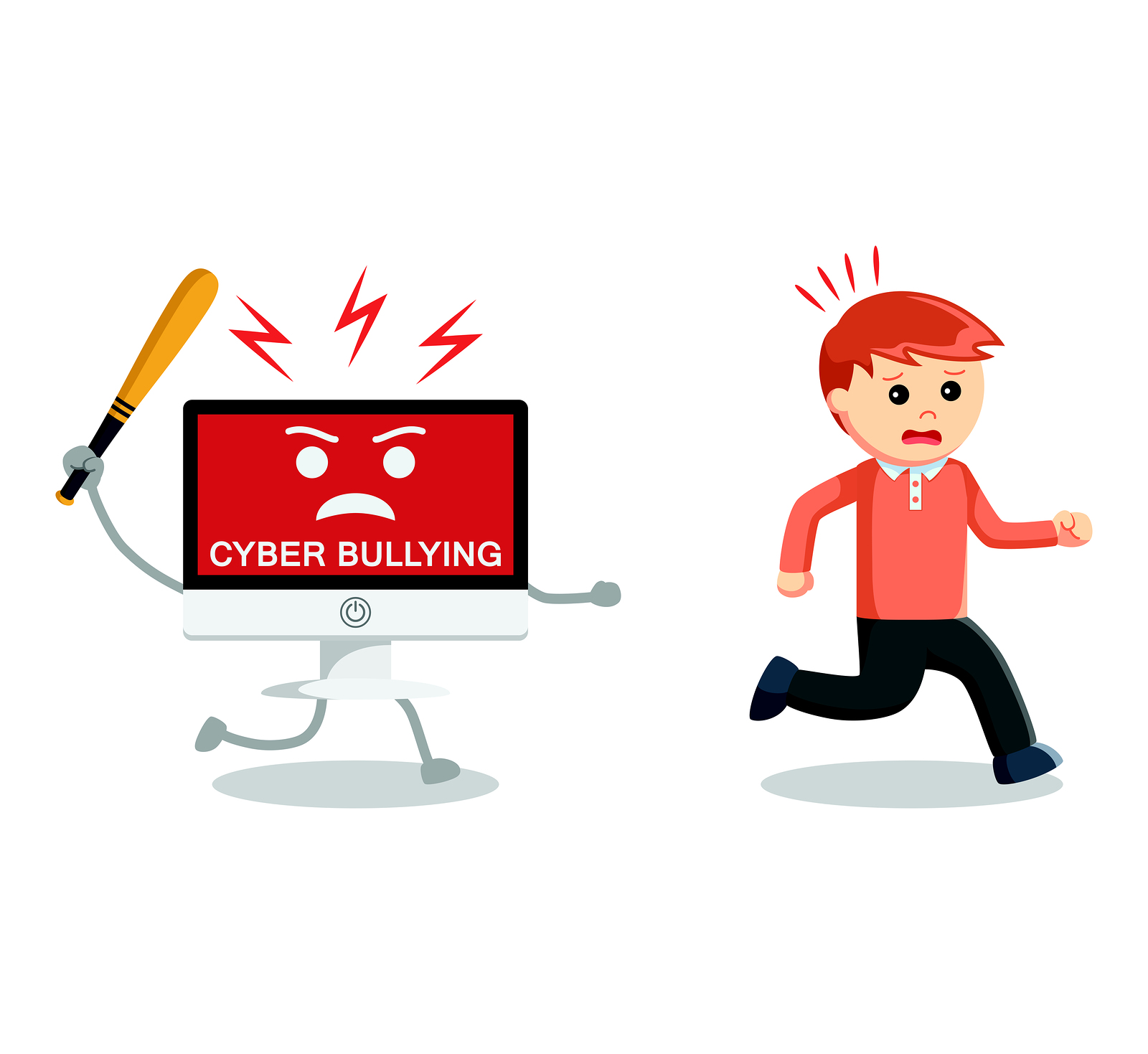 internet bullying Internet trolling is a common form of bullying over the internet in an online community (such as in online gaming or social media) in order to elicit a reaction, disruption, or for their own personal amusement.