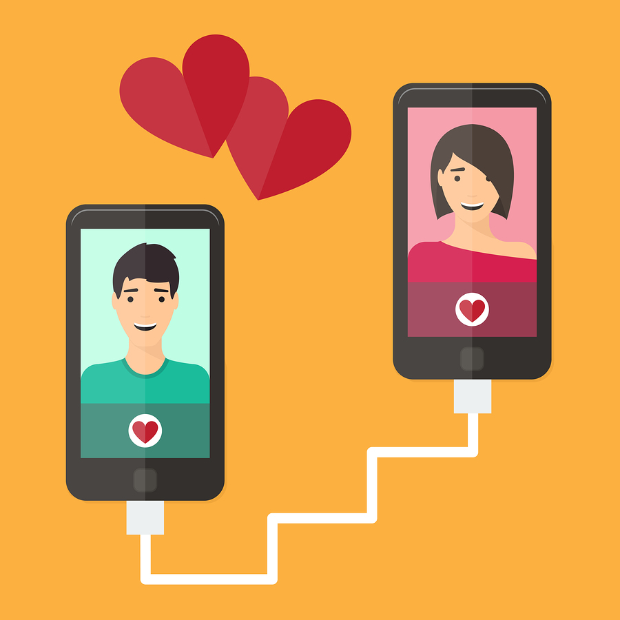 Internet dating is harm full virus